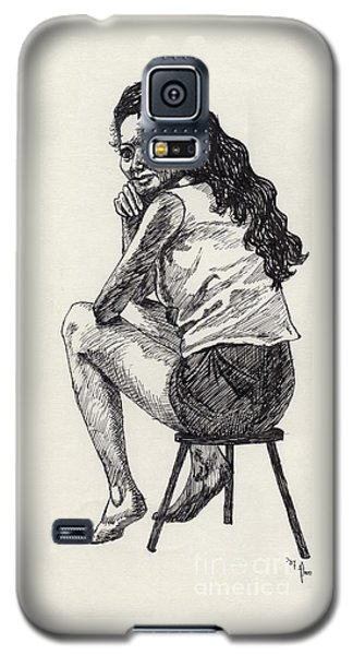 Happy Greeting Galaxy S5 Case