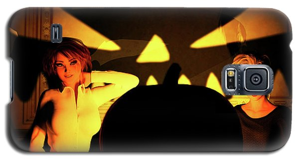 Happy Halloween Galaxy S5 Case