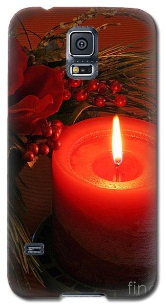 Happy Holidays #1 Galaxy S5 Case