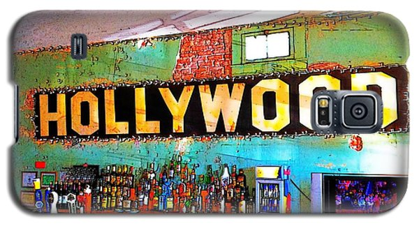 Happy Hour At The Hollywood Cafe Galaxy S5 Case