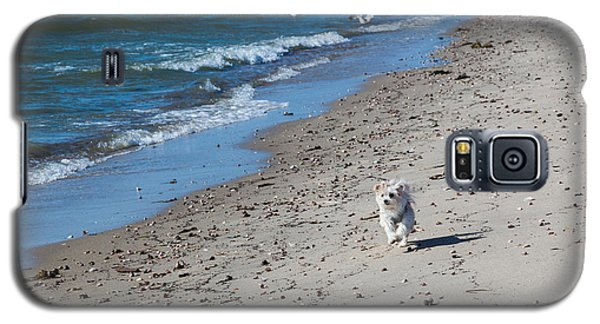 Galaxy S5 Case featuring the photograph Happy I Am by Michelle Wiarda