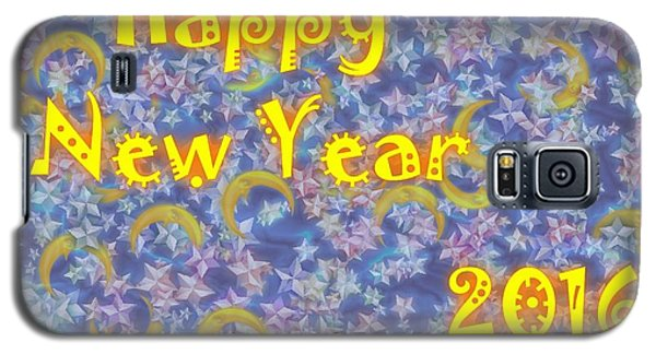 Happy New Year 2016 Galaxy S5 Case