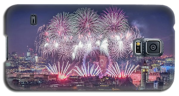 Happy New Year 2018 Galaxy S5 Case
