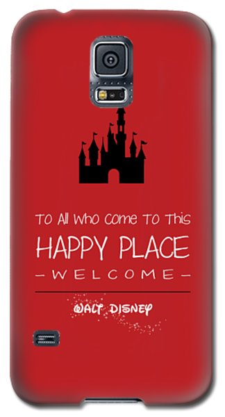 Happy Place Galaxy S5 Case