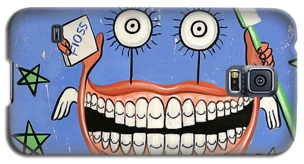 Happy Teeth Galaxy S5 Case