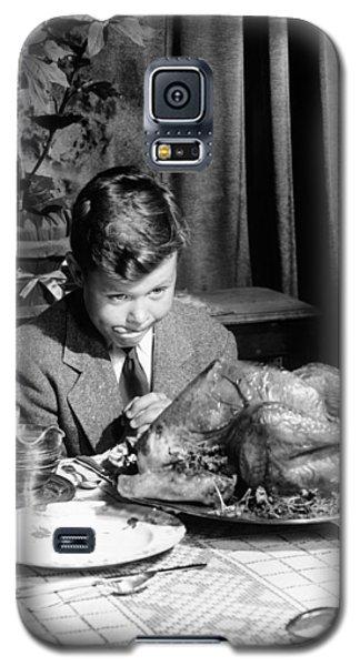 Happy Thanksgiving Galaxy S5 Case by American School