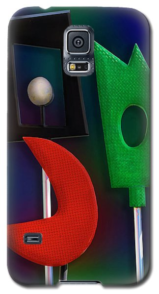 Galaxy S5 Case featuring the photograph Happy Together  by Paul Wear