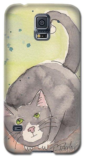 Happy Tuxedo Galaxy S5 Case