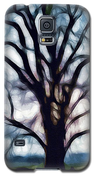 Happy Valley Tree Galaxy S5 Case