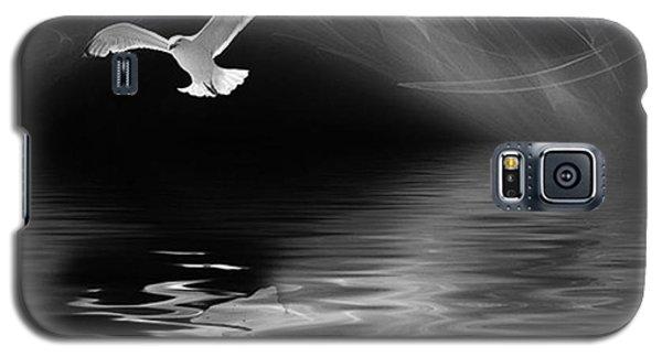 Fantasy Galaxy S5 Case - Harbinger by John Edwards