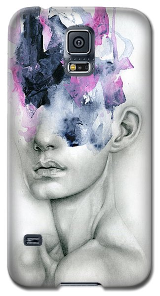 Portraits Galaxy S5 Case - Harbinger by Patricia Ariel