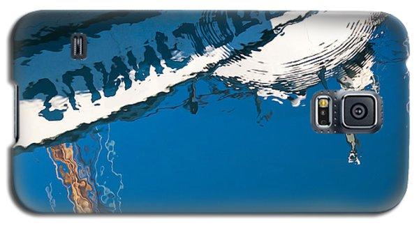 Harbor Blue Galaxy S5 Case