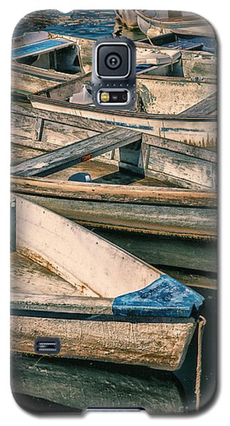 Harbor Boats Galaxy S5 Case