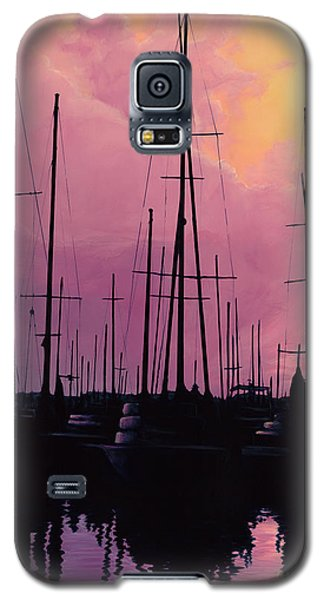 Harbor Glow Galaxy S5 Case