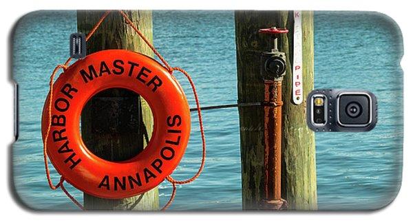Harbor Life Preserver Galaxy S5 Case