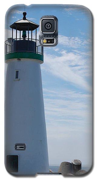 harbor lighthouse Santa Cruz Galaxy S5 Case