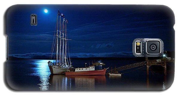 Harbor Moon Galaxy S5 Case