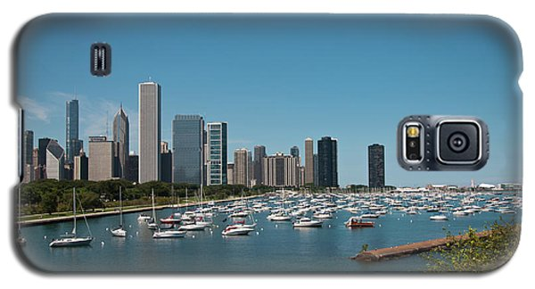 Harbor Parking In Chicago Galaxy S5 Case