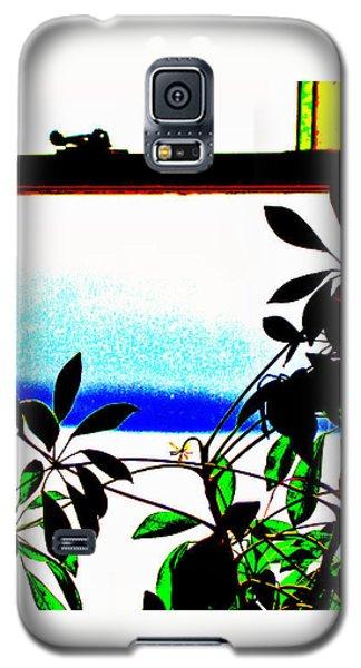 Harbor Side Window Galaxy S5 Case