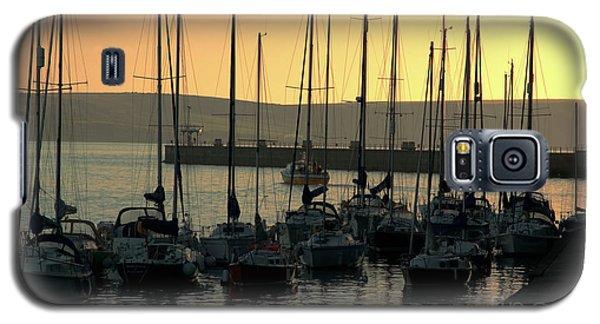 Harbor Sunrise Galaxy S5 Case