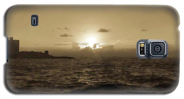 Harbour, Alexandria, Egypt Galaxy S5 Case