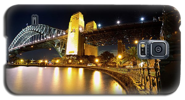 Harbour Fence Galaxy S5 Case