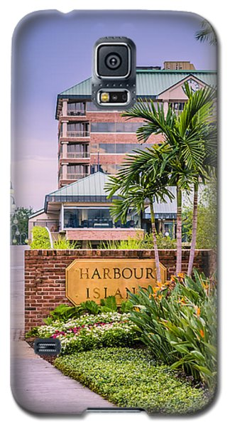 Harbour Island Retreat Galaxy S5 Case