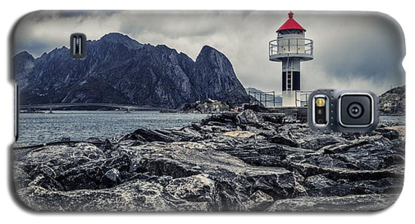 Harbour Lighthouse Galaxy S5 Case