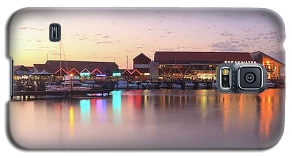 Galaxy S5 Case featuring the photograph Harbour Lights, Hillarys Boat Harbour by Dave Catley