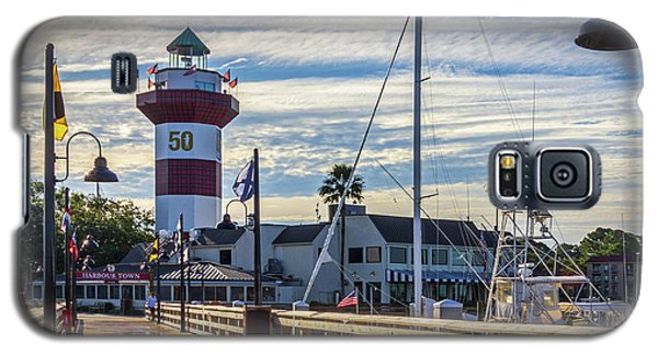Harbour Town Lighthouse Galaxy S5 Case