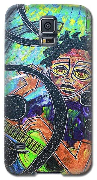 Hard Bass Nights Galaxy S5 Case