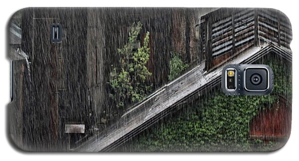 Hard Rain Galaxy S5 Case by DJ Florek