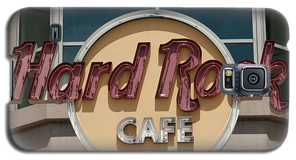 Hard Rock Cafe Galaxy S5 Case