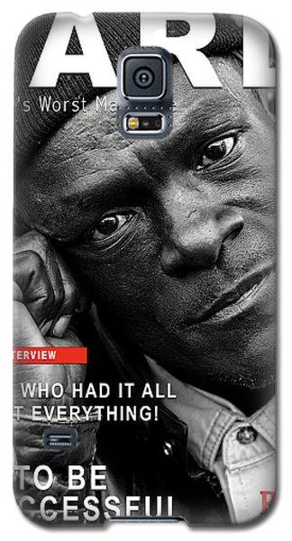 Hard Times Magazine Galaxy S5 Case