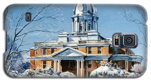 Hardin County Courthouse Galaxy S5 Case