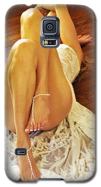 Hardwood Galaxy S5 Case
