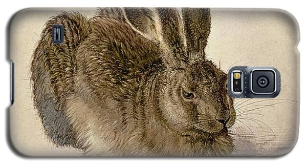Rabbit Galaxy S5 Case - Hare by Albrecht Durer