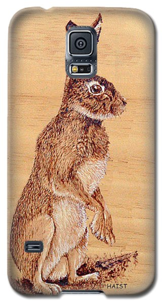 Hare Galaxy S5 Case by Ron Haist