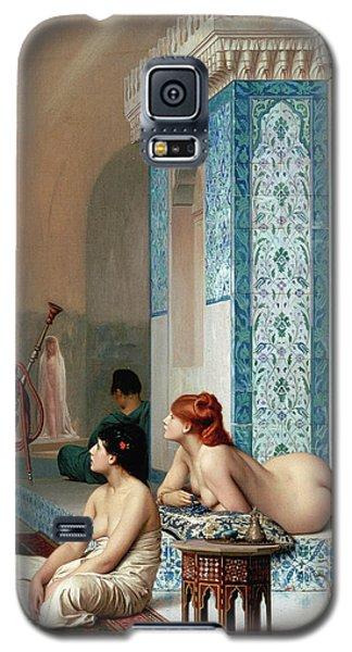 Harem Pool, Jean-leon Gerome Galaxy S5 Case