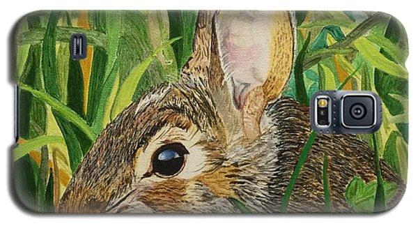 Hare's Breath Galaxy S5 Case