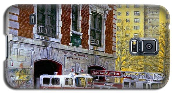 Harlem Hilton Galaxy S5 Case by Paul Walsh