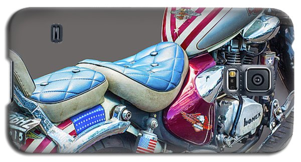 Galaxy S5 Case featuring the photograph Harley by Charuhas Images