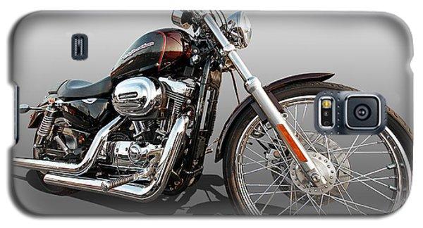 Harley Sportster Xl1200 Custom Galaxy S5 Case