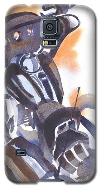 Motorcycle Iv Galaxy S5 Case