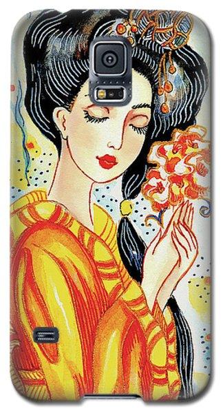 Harmony Flower Galaxy S5 Case