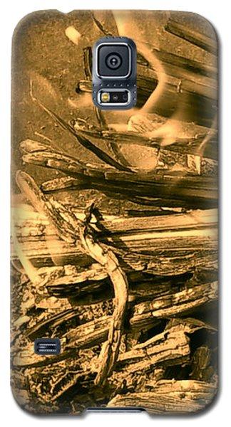 Galaxy S5 Case - Harmony I by Orphelia Aristal