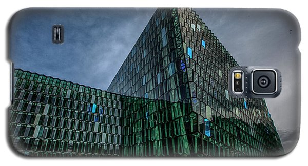 Harpa Galaxy S5 Case by Wade Courtney