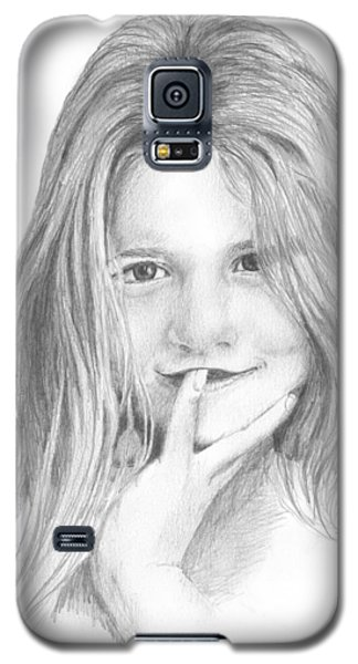 Harper Age Six Galaxy S5 Case