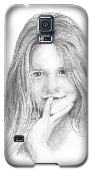Harper Age Six Galaxy S5 Case