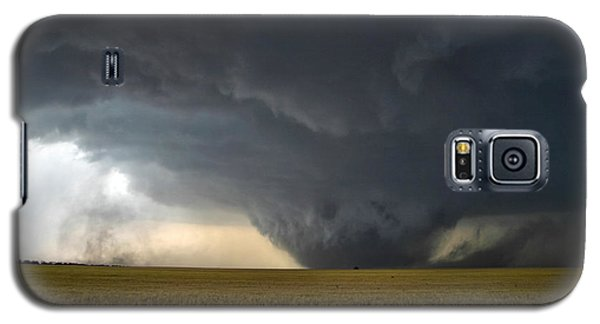 Harper Kansas Tornado 2  Galaxy S5 Case by James Menzies